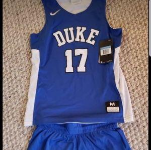 Duke boys basketball jersey